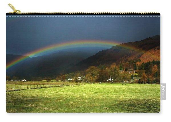 Cumbrian Rainbow Carry-all Pouch