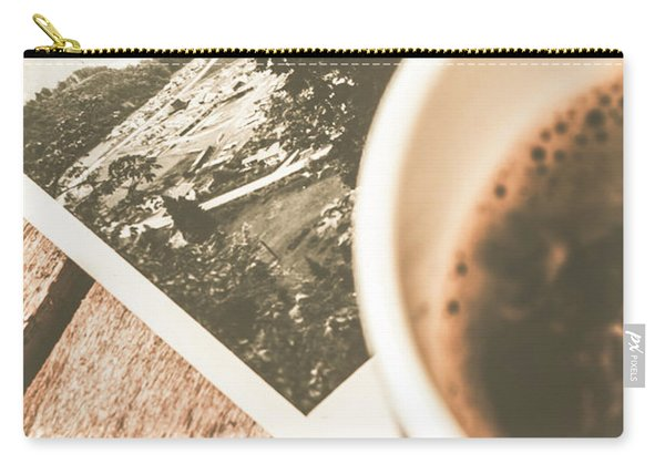 Cup Of Nostalgia Carry-all Pouch
