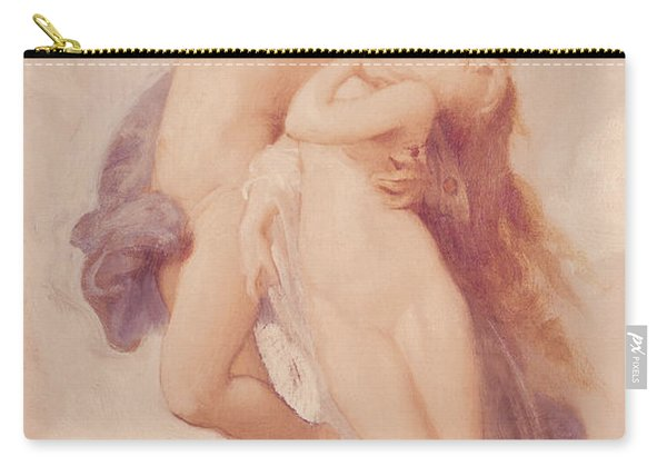 Cupid And Psyche Carry-all Pouch
