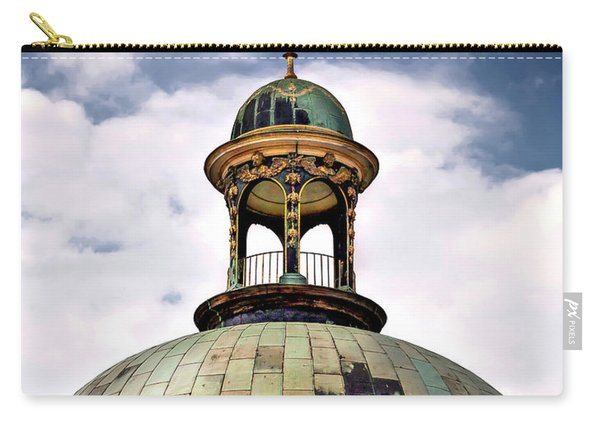 Cupola At Sans Souci Carry-all Pouch