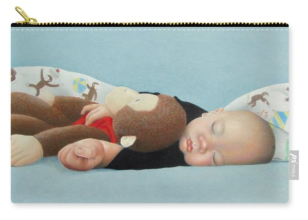 Curious George Carry-all Pouch