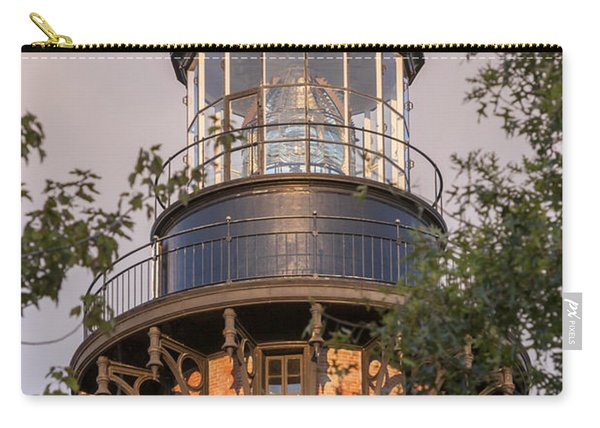 Currituck Beach Lighthouse Close-up Carry-all Pouch
