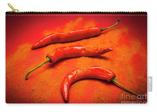 Curry Shop Art Carry-all Pouch