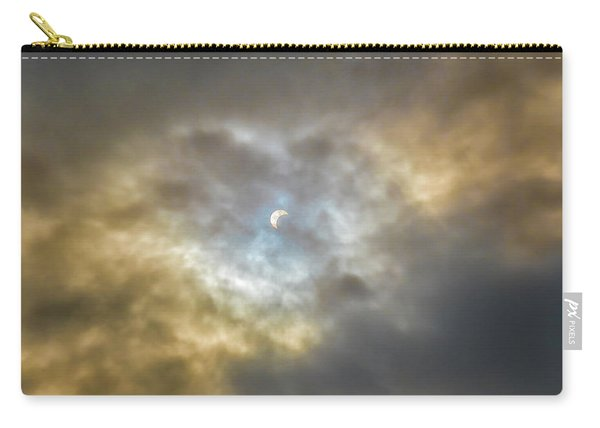 Curtain Of Clouds Eclipse Carry-all Pouch