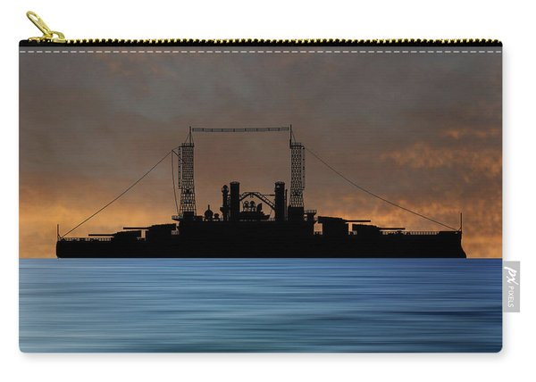 Cus Michigan 1909 V3 Carry-all Pouch