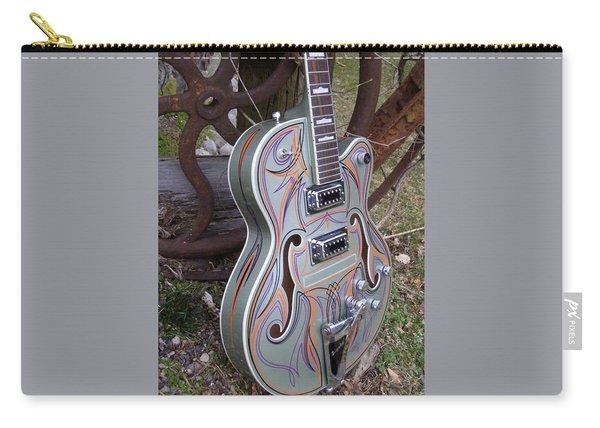 Custom Painted Giutar Carry-all Pouch