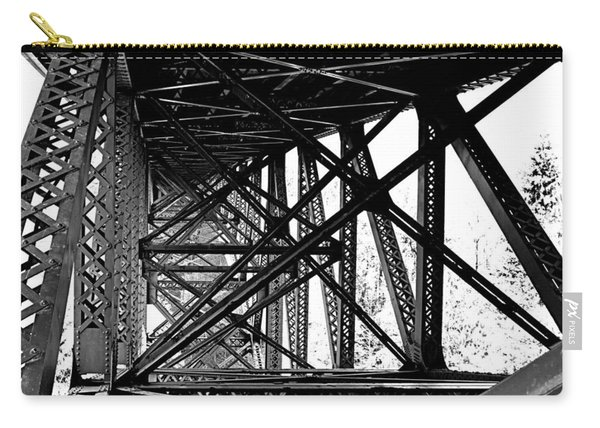 Cut River Bridge Carry-all Pouch