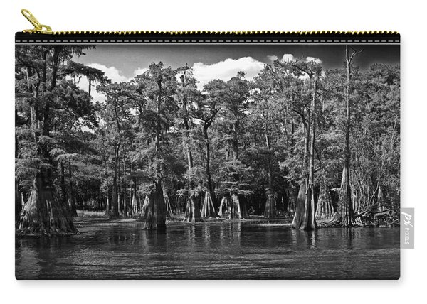 Cypress On The Suwannee Carry-all Pouch