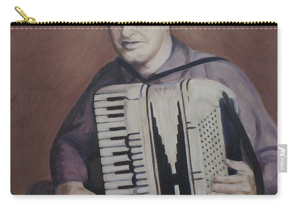 Daddy And His Accordion Carry-all Pouch