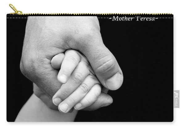 Daddy's Hand Carry-all Pouch