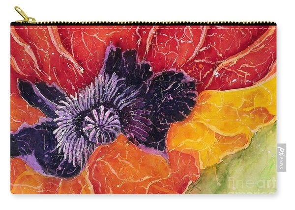 Dad's Poppy Carry-all Pouch