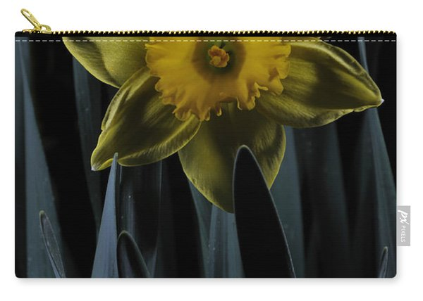 Daffodil By Moonlight Carry-all Pouch