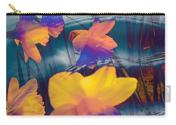 Daffodils #1 Carry-all Pouch