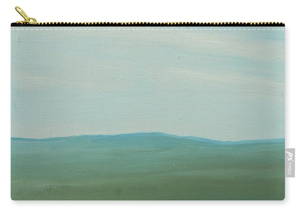Dagrar Over Salenfjallen- Shifting Daylight Over Distant Horizon 4 Of 10_0029 51x40 Cm Carry-all Pouch