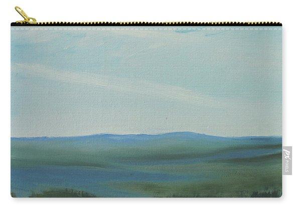 Dagrar Over Salenfjallen- Shifting Daylight Over Distant Horizon 6a Of 10_0027 50x40 Cm Carry-all Pouch