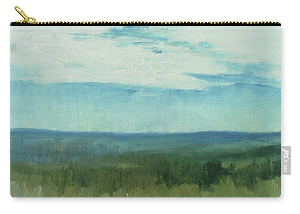 Dagrar Over Salenfjallen- Shifting Daylight Over Distant Horizon 7 Of 10_0029 Carry-all Pouch