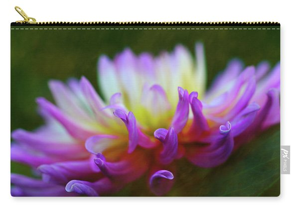 Dahlia Bloom  Carry-all Pouch