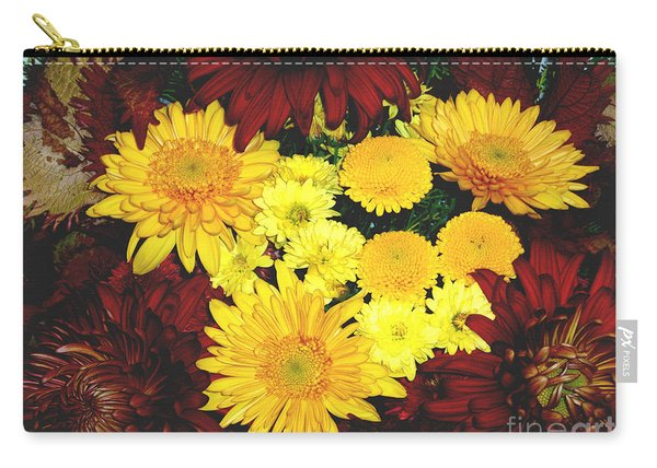 Dahlia Display Carry-all Pouch