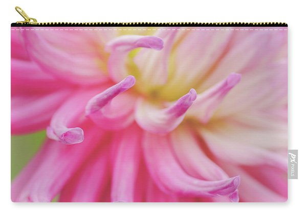 Dahlia Fingers  Carry-all Pouch