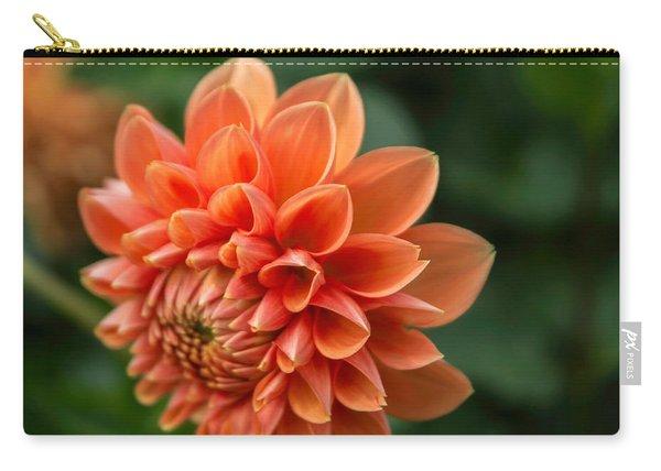 Dahlia Petals Carry-all Pouch