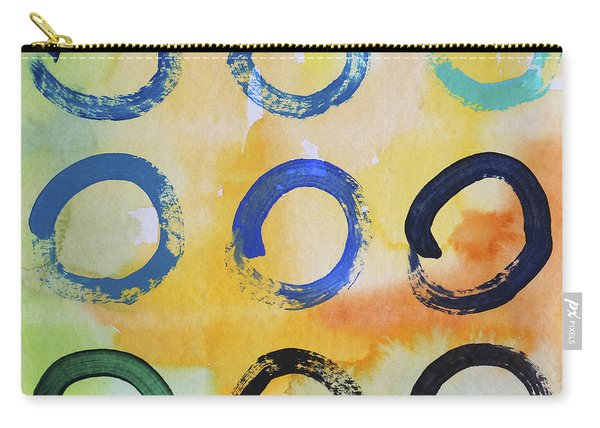 Daily Enso - The Nine Carry-all Pouch