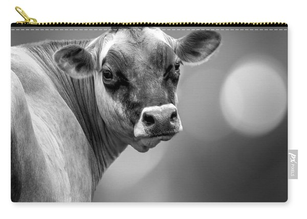 Dairy Cow Elsie Carry-all Pouch