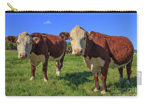 Cattle Andover New Hampshire Carry-all Pouch