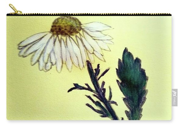 Daisy Daisy Carry-all Pouch