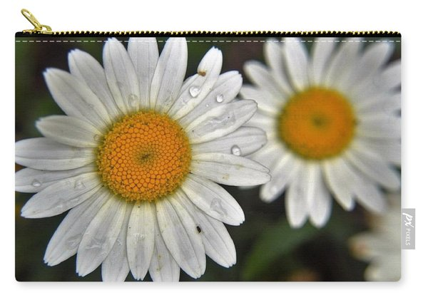 Daisy Dew Carry-all Pouch