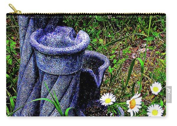Daisy Fountain Carry-all Pouch