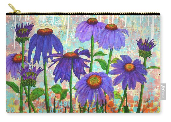 Daisy Masquerade Carry-all Pouch