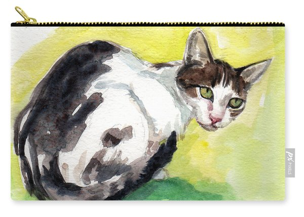 Daisy Or Little Singer Carry-all Pouch