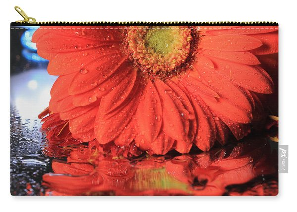 Daisy Reflections Carry-all Pouch