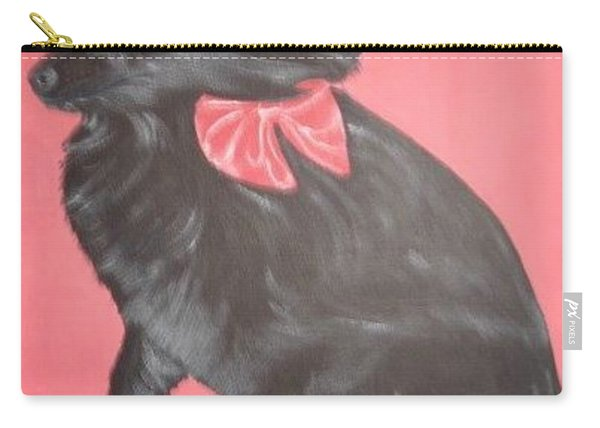 Daisy Scared Little Dog Carry-all Pouch
