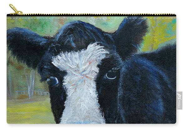 Daisy The Cow Carry-all Pouch