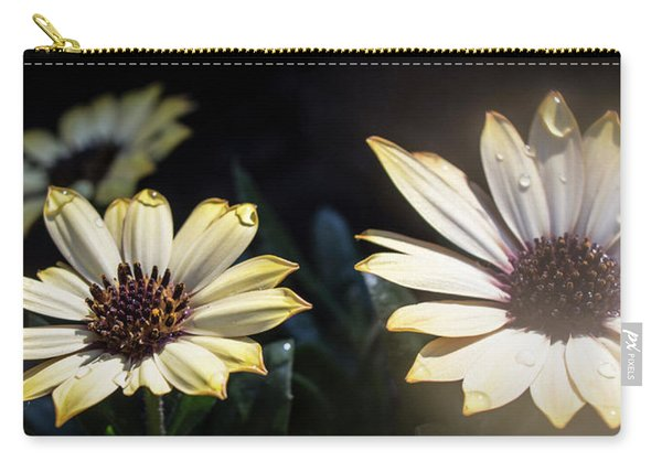Daisydrops Carry-all Pouch