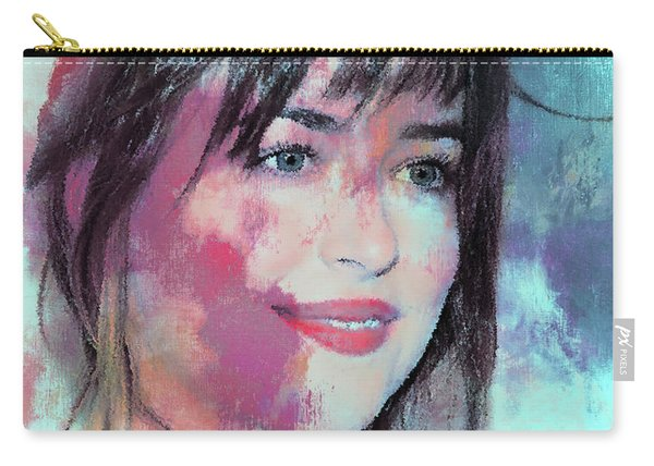 Dakota Johnson 45r Carry-all Pouch