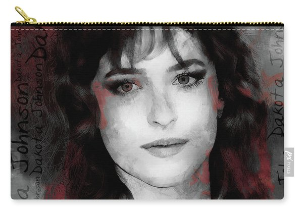 Dakota Johnson  Carry-all Pouch