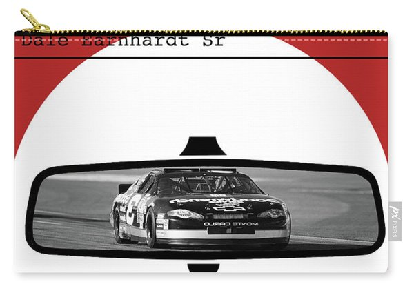 Dale Earnhardt Sr., The Intimidator, Nascar, Minimalist Poster Art Carry-all Pouch