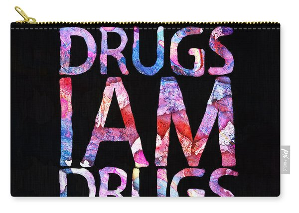 Dali Quote Carry-all Pouch