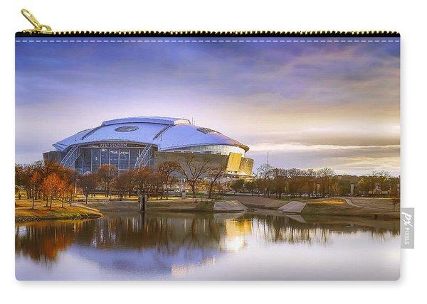 Dallas Cowboys Stadium Arlington Texas Carry-all Pouch