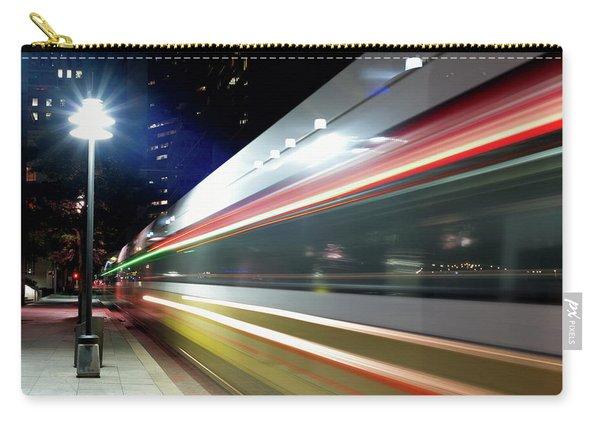 Dallas Dart Train 012518 Carry-all Pouch