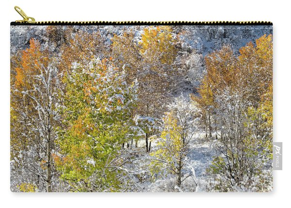 Dallas Divide In October Carry-all Pouch
