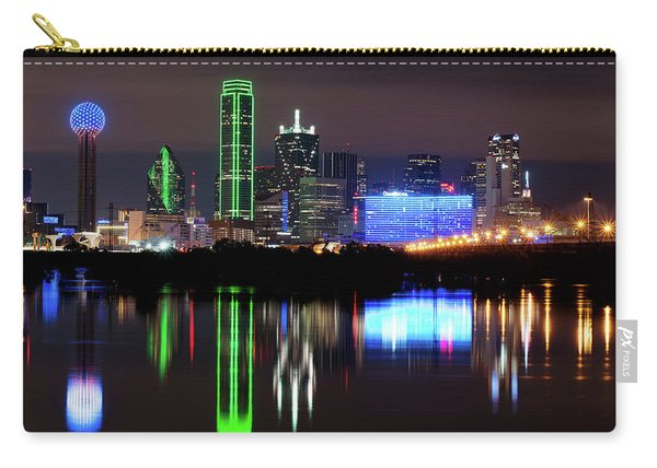Dallas Pano 062916 Carry-all Pouch