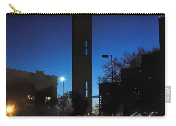 Dallas Reunion Tower Carry-all Pouch
