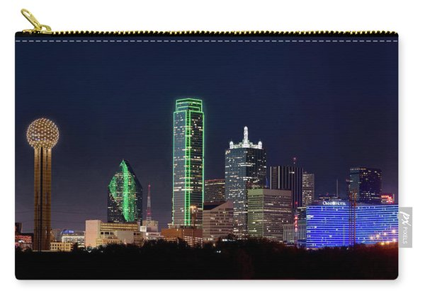 Dallas Skyline 071316 Carry-all Pouch