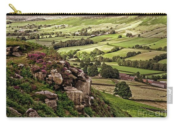 Danby Dale Yorkshire Landscape Carry-all Pouch