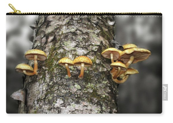 Dance Around The Ancient Birch Carry-all Pouch