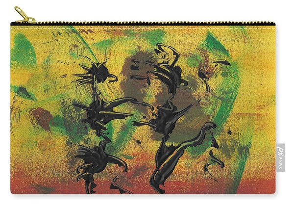 Dance Art Dancing Couple Xi Carry-all Pouch