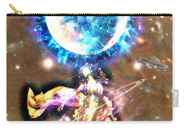 Dance Me To The Moon Carry-all Pouch
